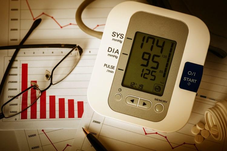 Blutdruck durch CBD regulieren