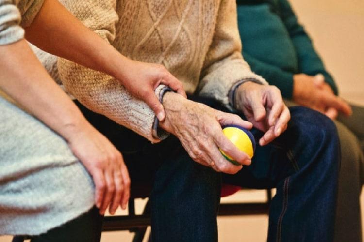 Behandlung von Parkinson mit CBD