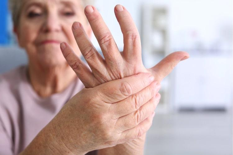 CBD gegen Rheuma