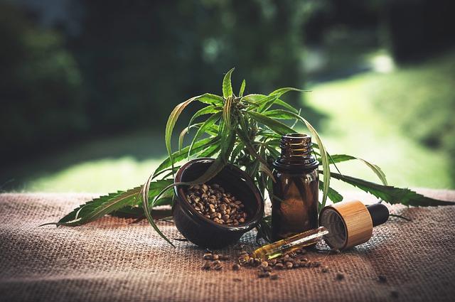 medizinisches Cannabis (CBD)