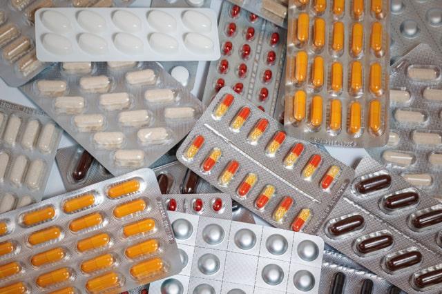 Starke Tabletten gegen Migraene