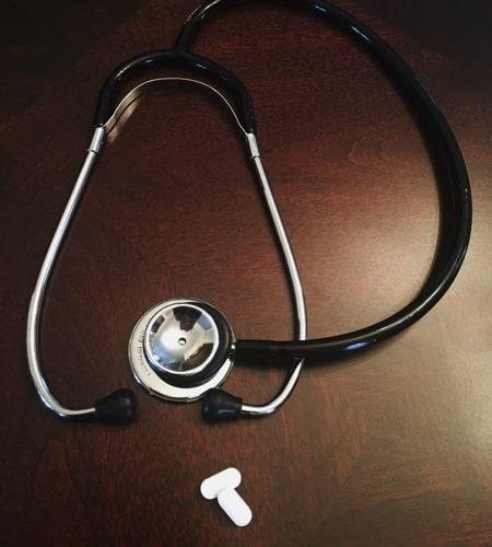 Behandlung bei Rheuma