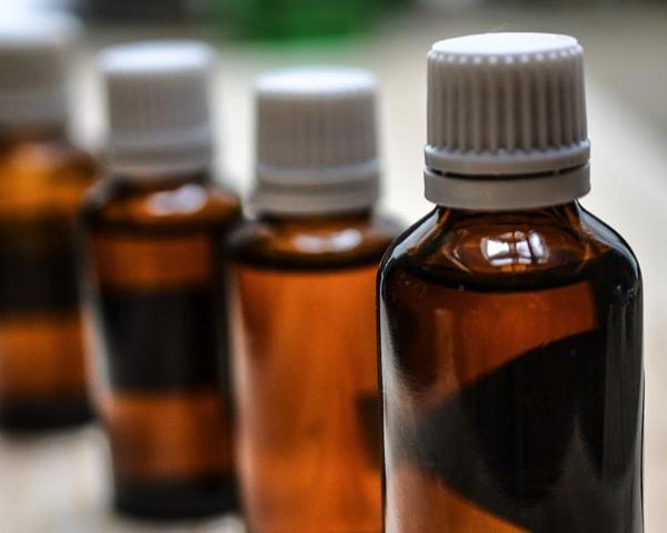 Einnahme von Cannabidiol als Öl