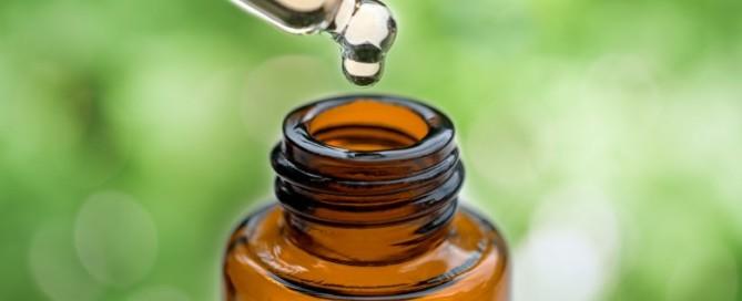 Dosierung von CBD Öl