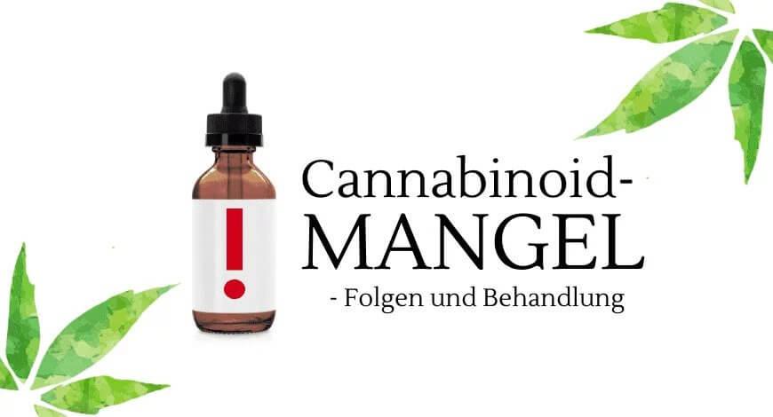 Endocannabinoid-Mangel, Folgen, Ursachen und Behandlung