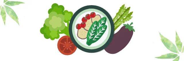 Gesunde Ernährung - natürliche Alternativen